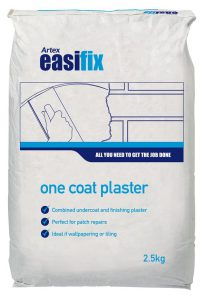one coat plaster