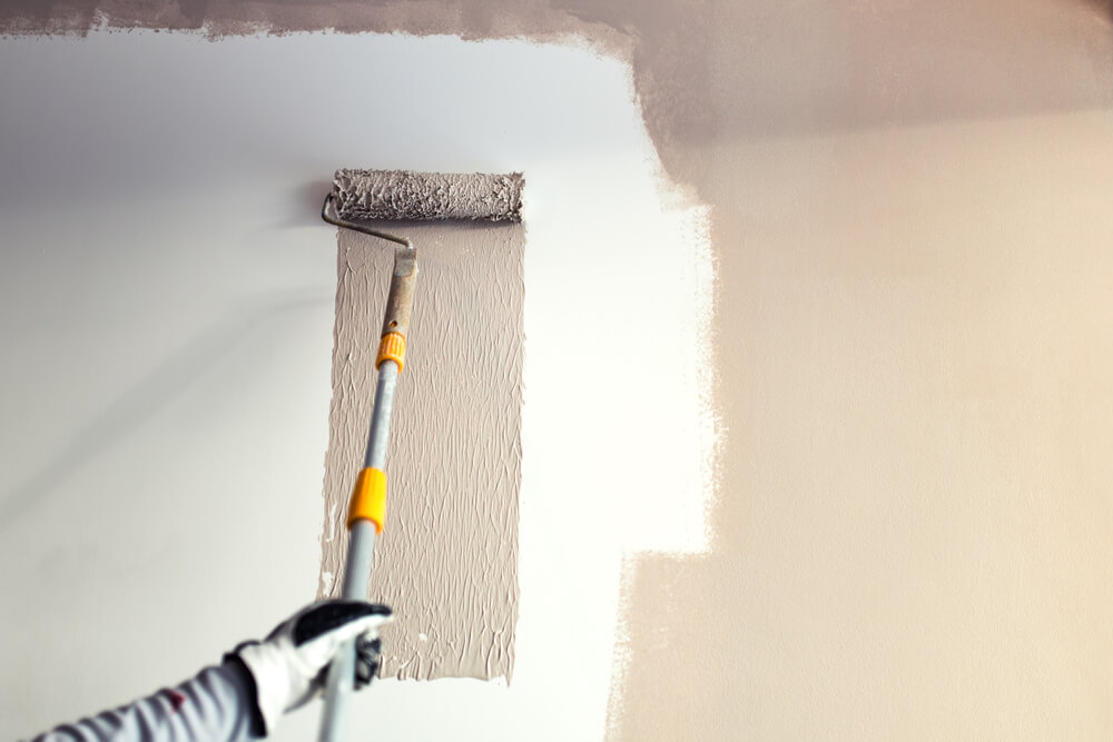 plastering cost painting